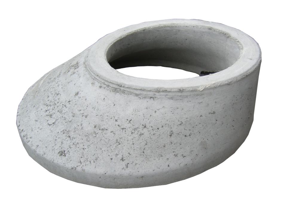 betonkonus mini 1000 300 einseitig mit steigeisen schachtringe ausgleichringe betonwaren. Black Bedroom Furniture Sets. Home Design Ideas