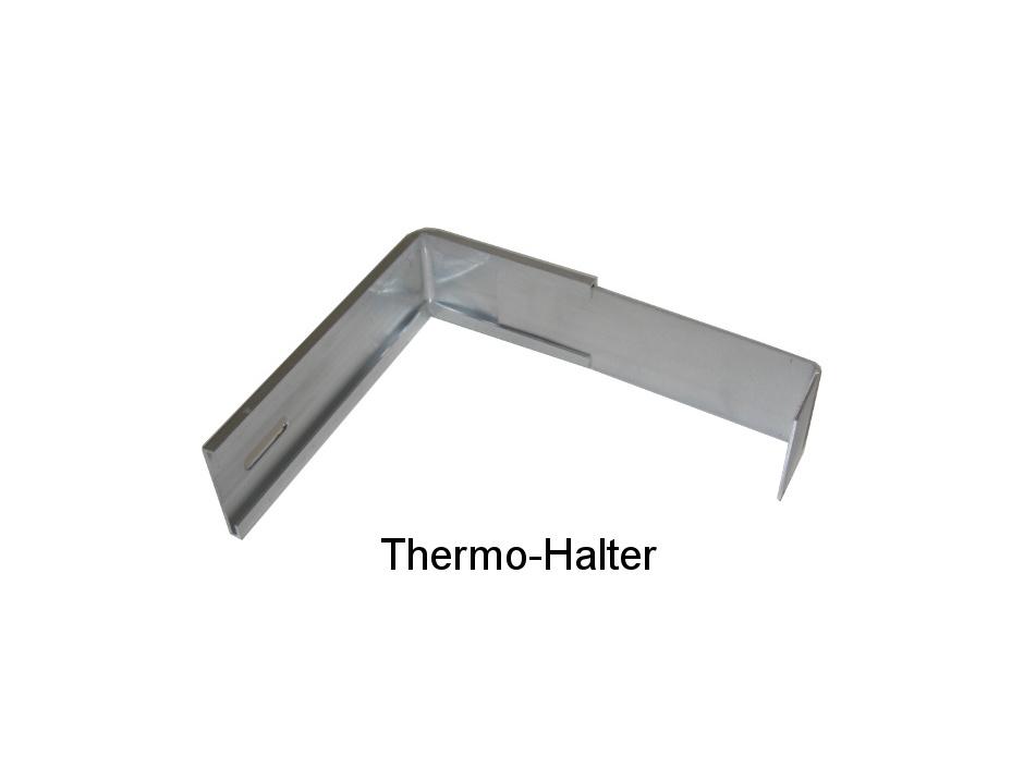 Alu-Fensterbank Thermohalter Gr.1 für Fensterbank 110-165 mm | Alu ...